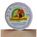 Chocolinette en portion individuelle, Noiseraie production